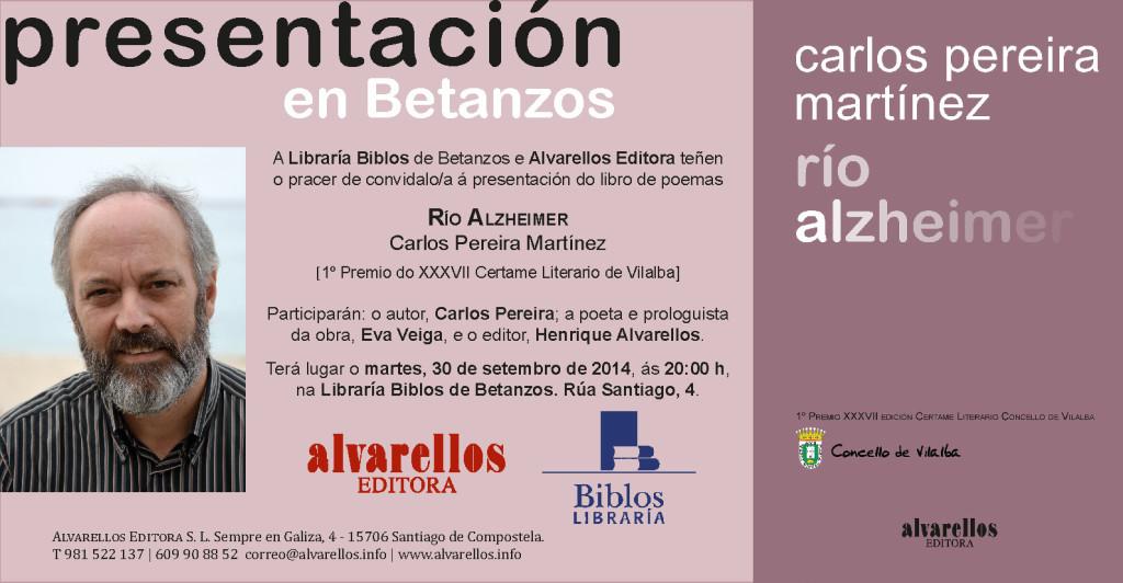 PRESENTACION RIO ALZHEIMER BIBLOS 30-9-2014