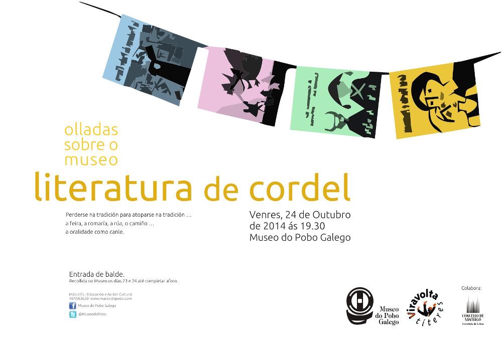 Cartaz de literatura de cordel MPG