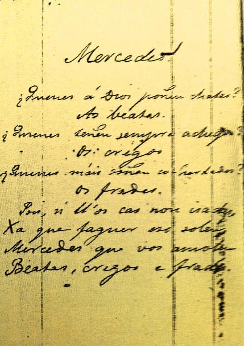 Manuel Leiras Pulpeiro Mercedes