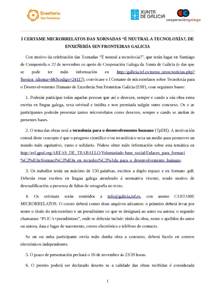 Bases Microrrelato ESF 2014 1