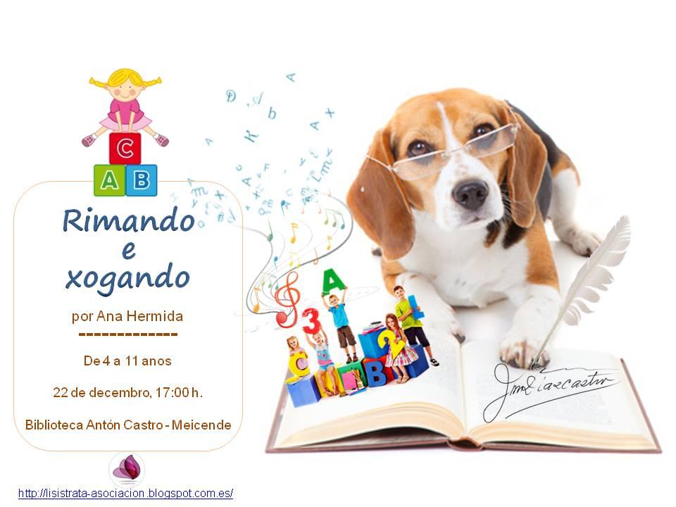 RIMANDO E XOGANDO-Meicende_Centro Social