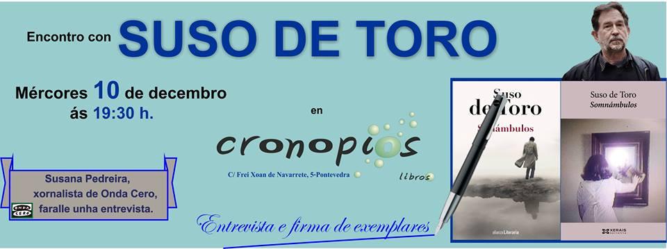 Suso de Toro Cronopios