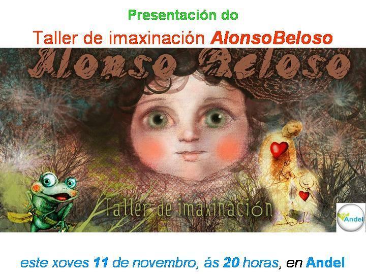Taller de imaxinación Alonso Beloso