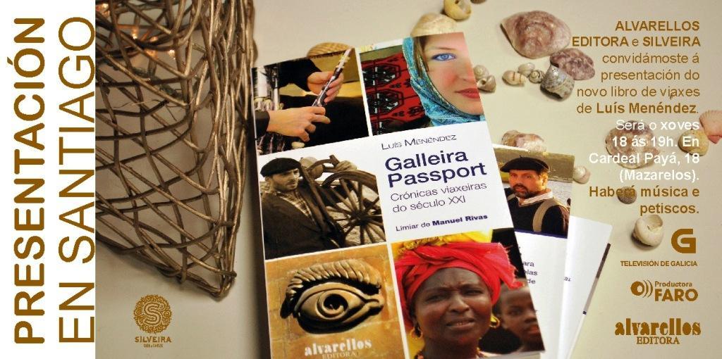 convite-galleira-passport-libro-alvarellos-editora-santiago