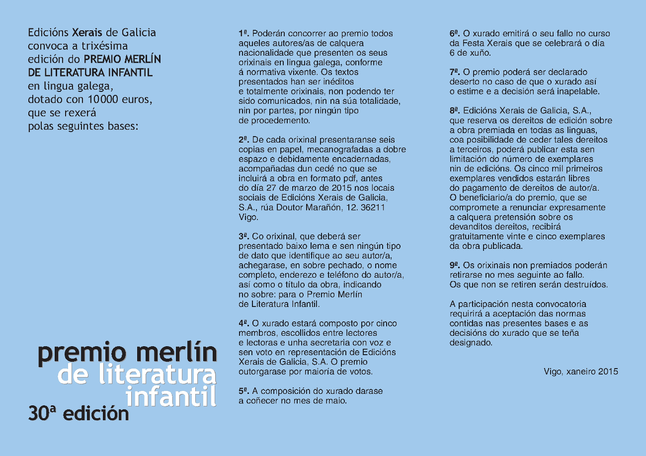 Premio Merlín 2015 2