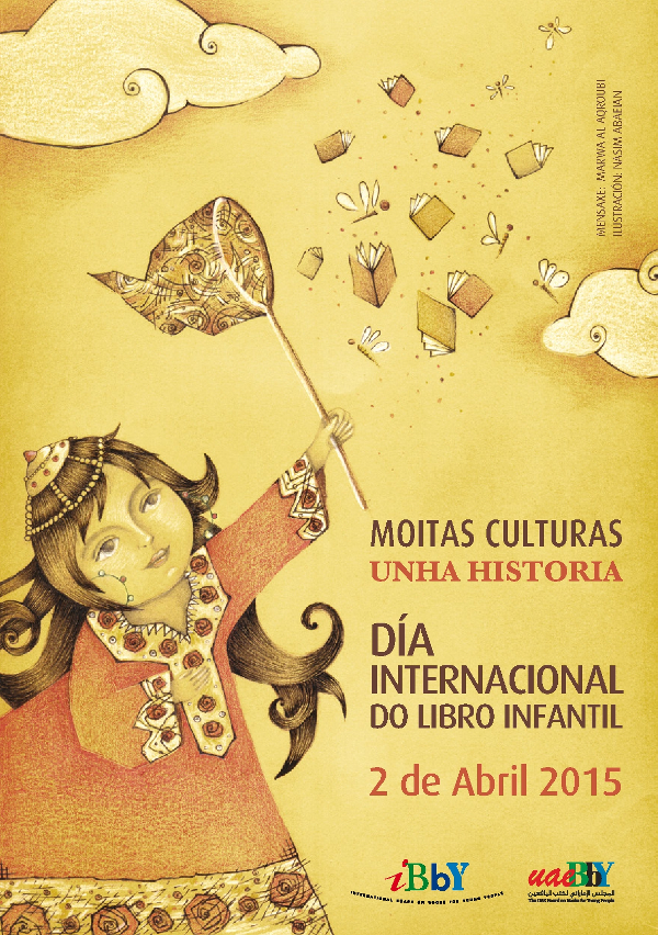 2015 Día Internacional Libro Infantil