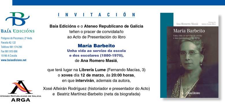 María Barbeito
