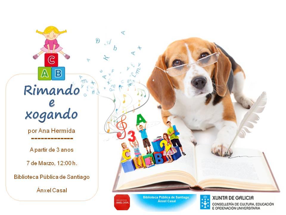 RIMANDO E XOGANDO-Ánxel Casal