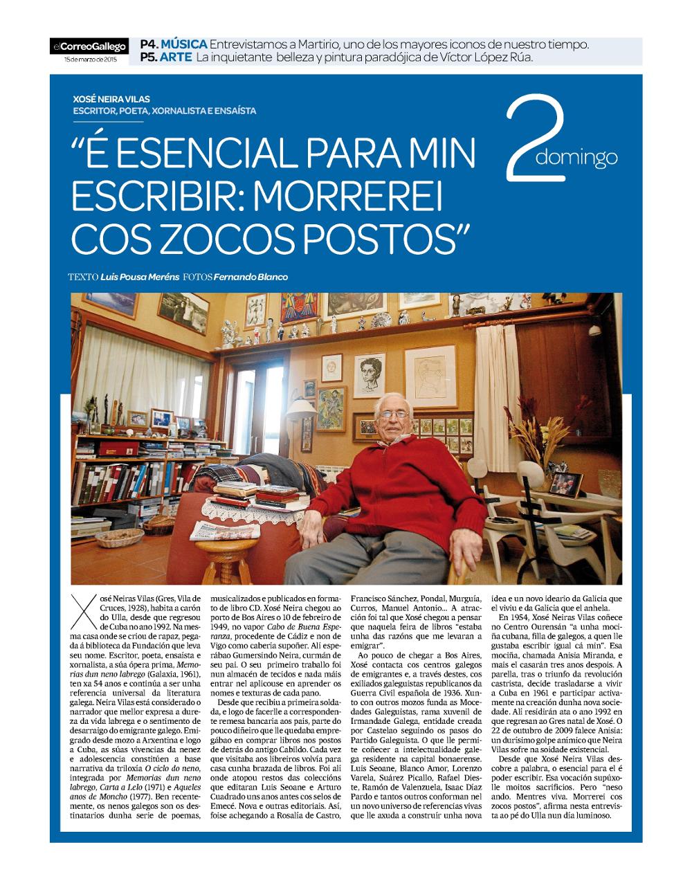 Xosé Neira Vilas 1