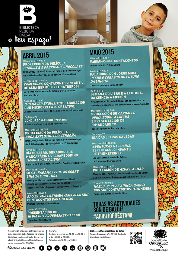 Cartel-BiblioCarballo-abril-maio-2015