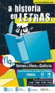 Feira do Libro Ferrol 2015