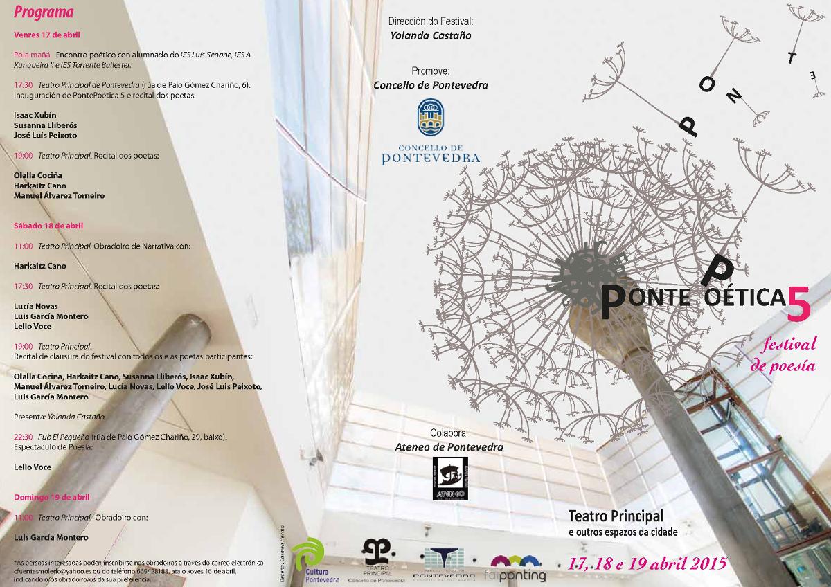 Ponte Poética 1
