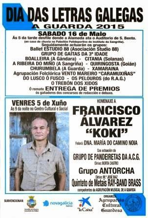 Letras Galegas KOKI