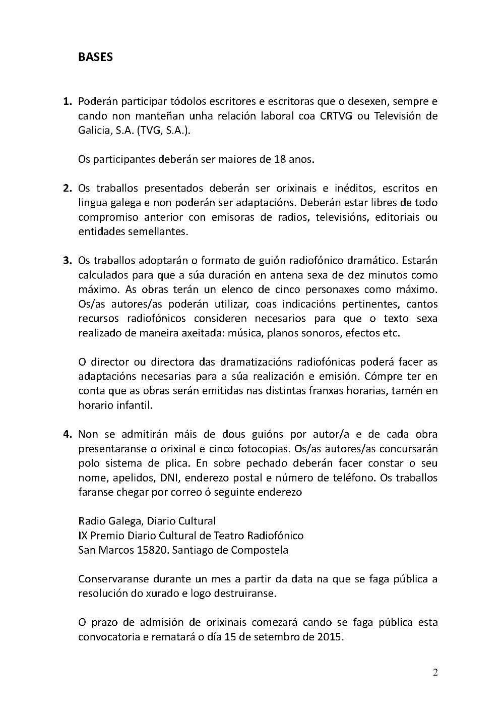 IX Premio Diario Cultural 2