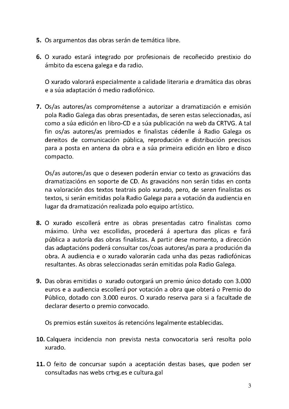 IX Premio Diario Cultural 3