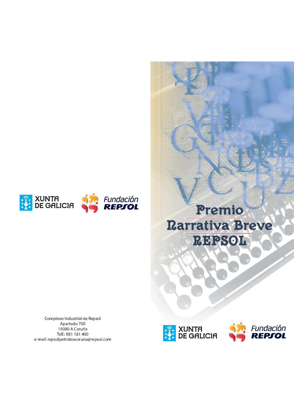 IX Premio Repsol 1