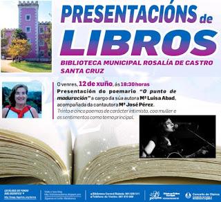 Presentación Luisa Abad