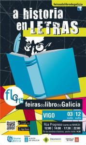 Feira do Libro de Vigo 2015