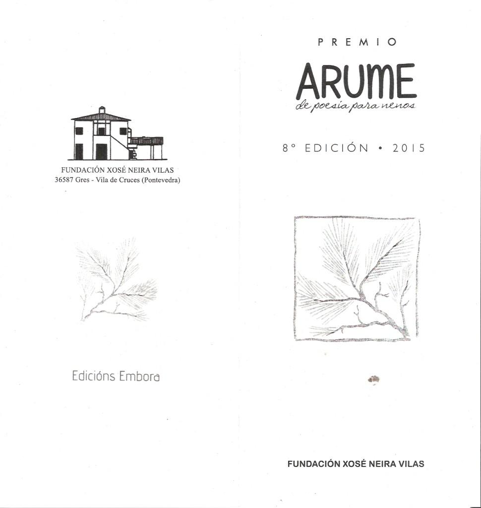 ARUME 2015 2