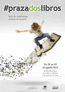 Praza dos Libros Carballo 2015
