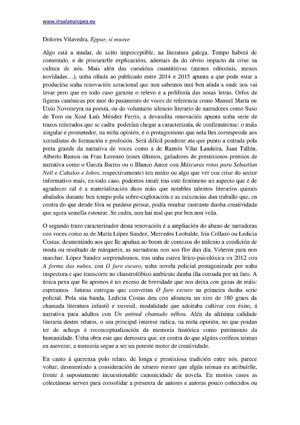 2015 09 Dolores Vilavedra 1