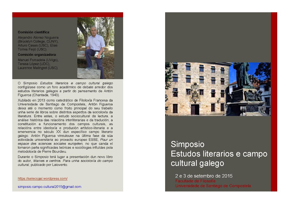 Simposio Antón Figueroa 1