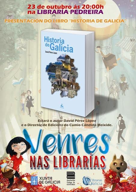 Pedreira Historia de Galicia