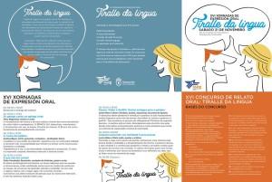 XVI Xornadas de Expresión Oral Tíralle da Lingua