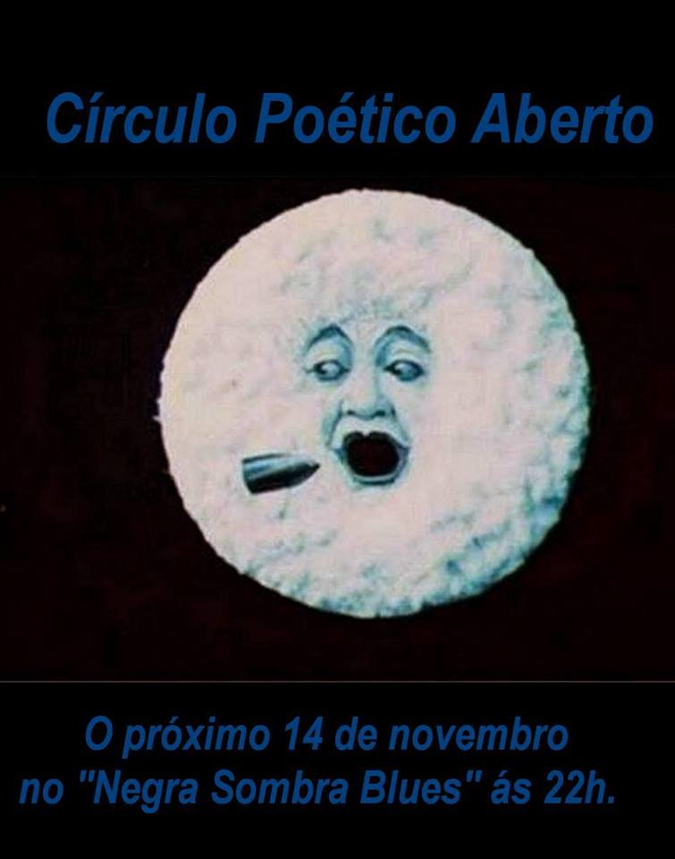 Cartaz do Círculo Poético