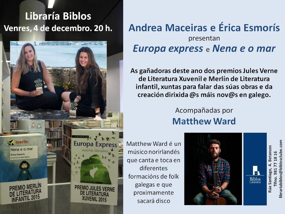 Presentación-Andrea-Érica
