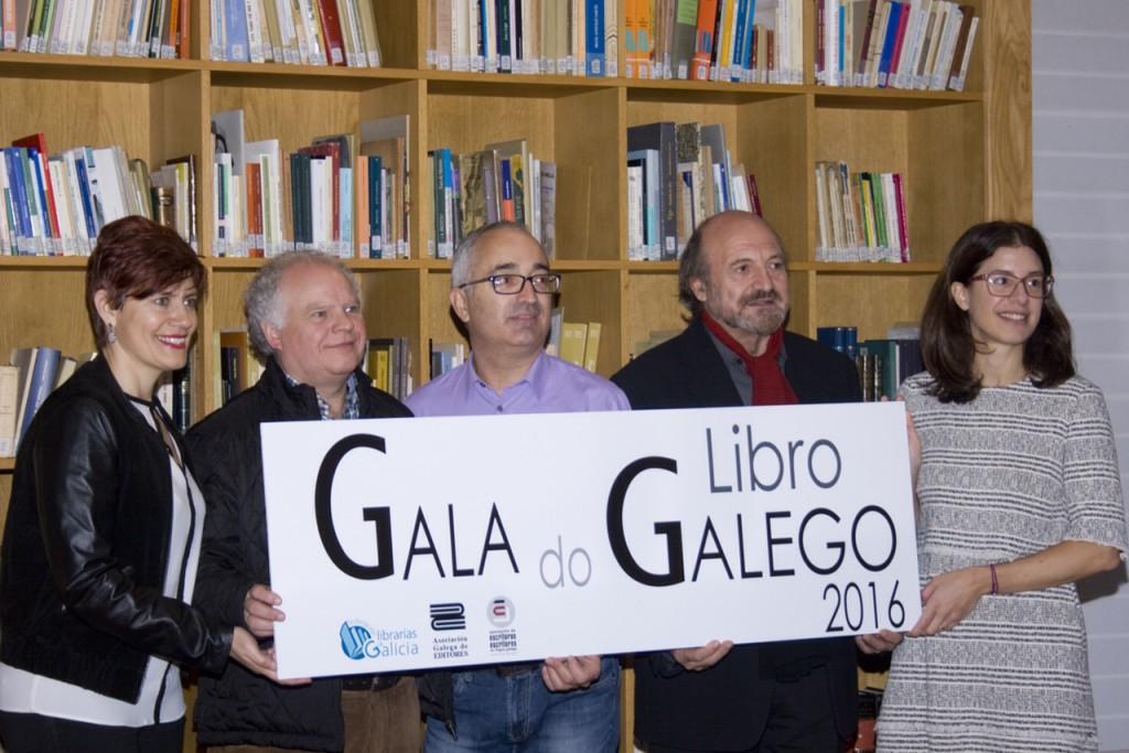 Rolda Gala do Libro Galego 2016