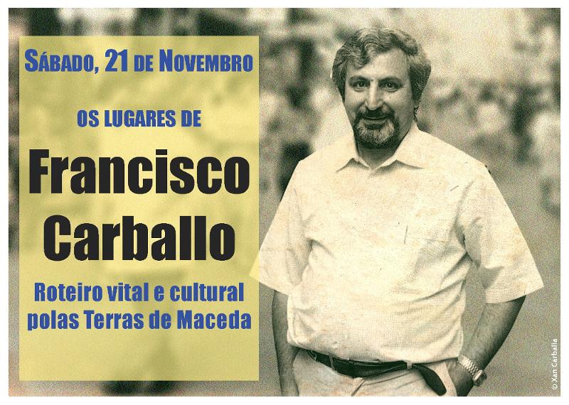 Roteiro Francisco Carballo 2015 1