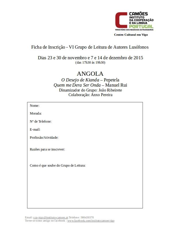 ficha inscrição VI Grupo de leitura_Angola