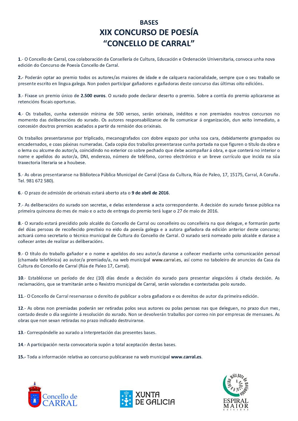Bases_XIX_Concurso_de_Poes_a_Concello_de_Carral_
