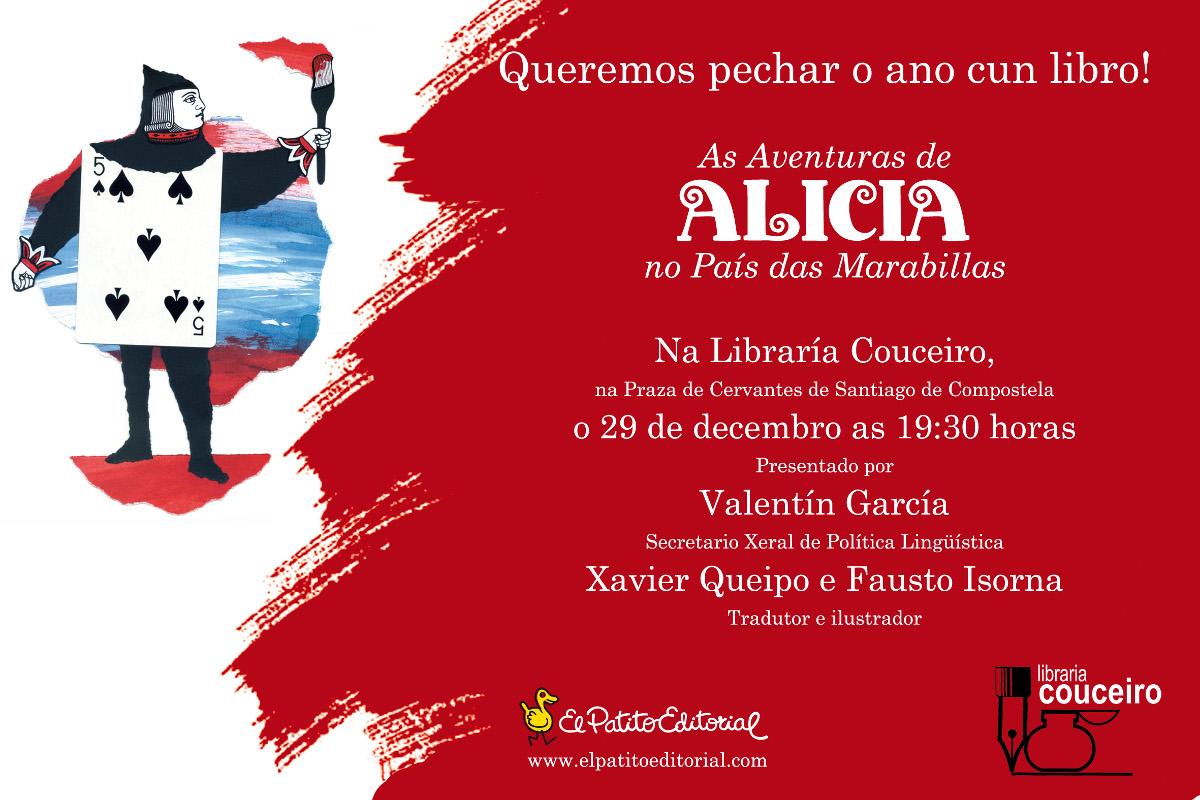 Convite Alicias