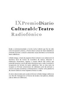 IX Premio Diario Cultural 1