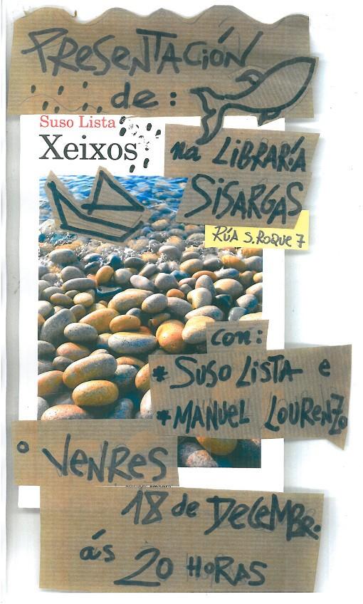 Presentación Xeixos Suso Lista e Manuel Lourenzo 18-12-2015