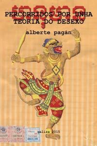 Alberte Pagán Percorridos por unha teoría do desexo