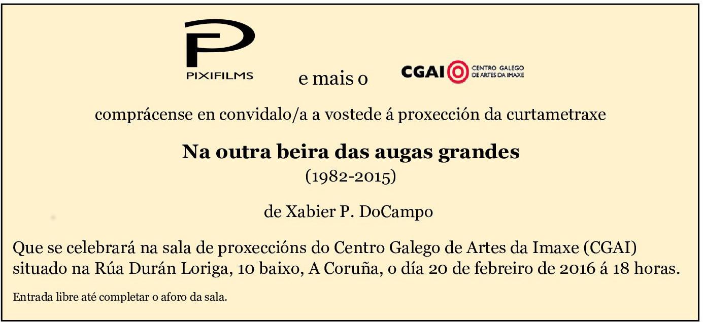 Convite A Coruña