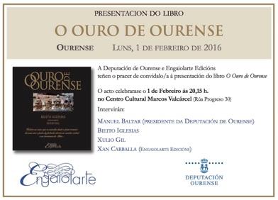 Presentacion Ouro de Ourense