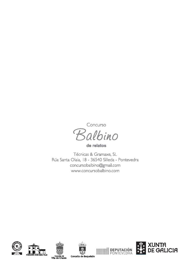 Concurso Balbino 2016 4