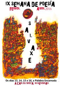 IX Semana de Poesía Salvaxe 2016