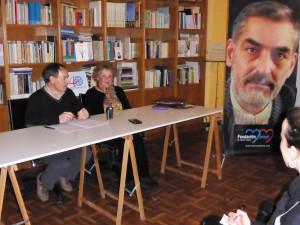 Manuel María, Alberte Ansede, Saleta Goi