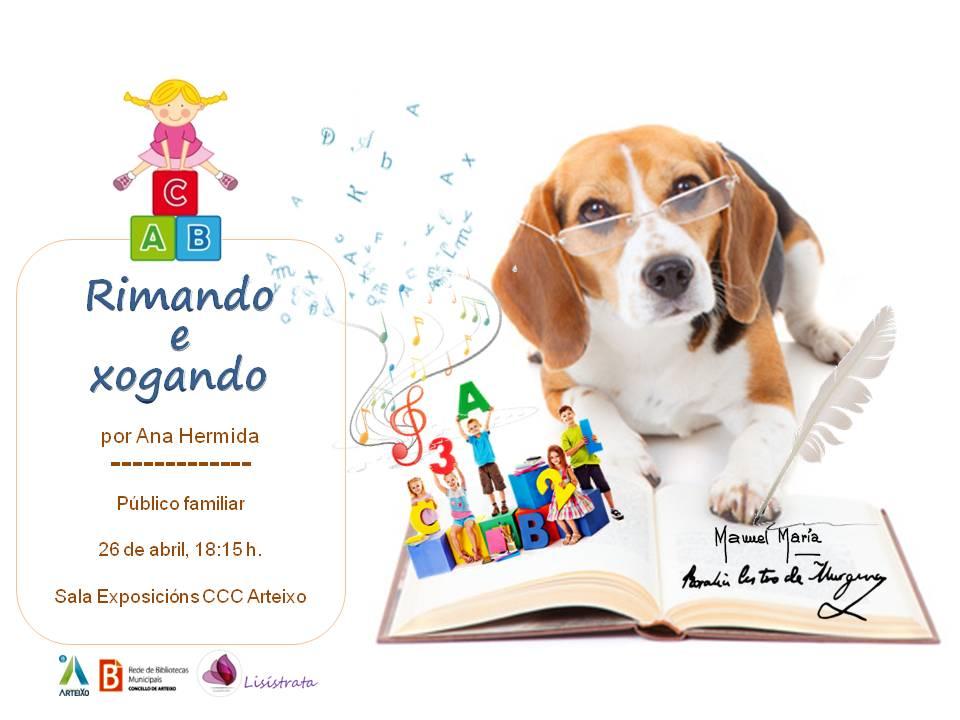 RIMANDO E XOGANDO_De Rosalía a Manuel María