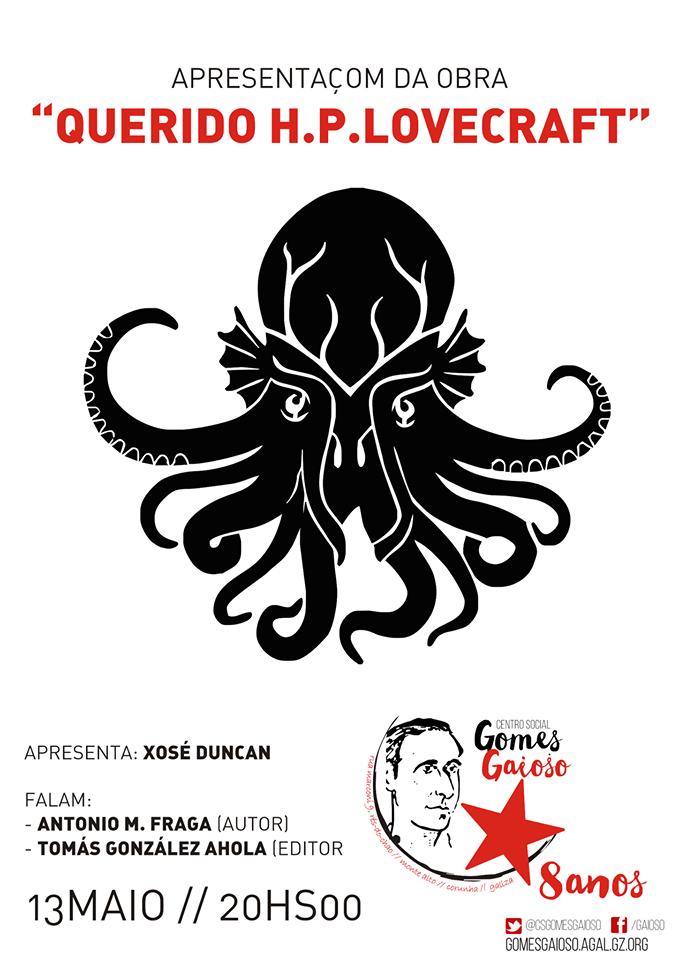 A Coruña Querido H. P. Lovecraft