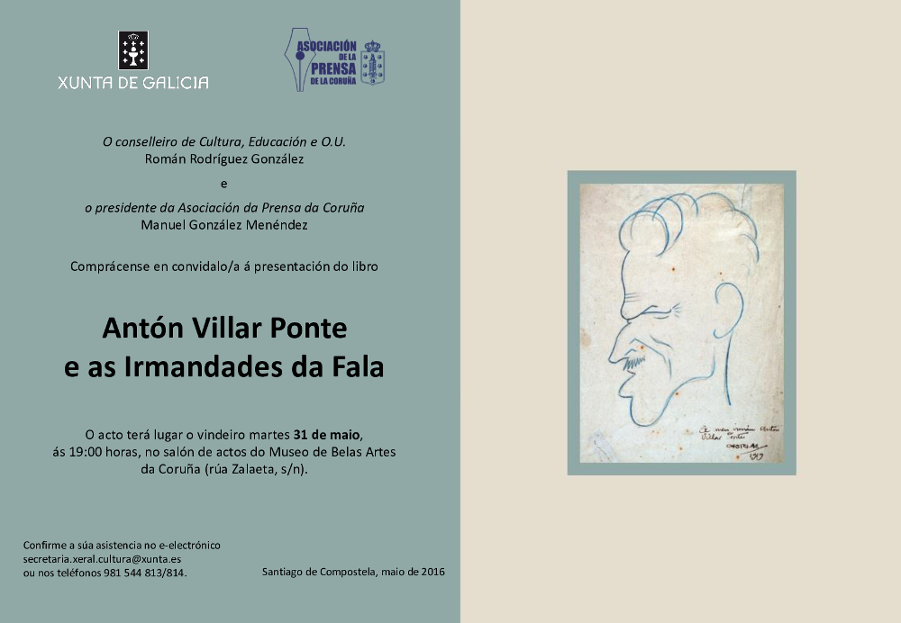 Antón Villar Ponte e as Irmandades da Fala