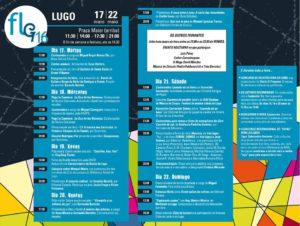 Feira do Libro de Lugo 2016