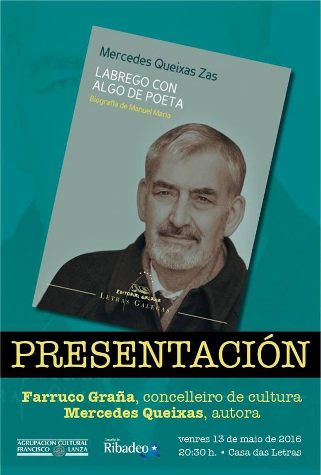 Labrego con algo de poeta Ribadeo 13-05-2016