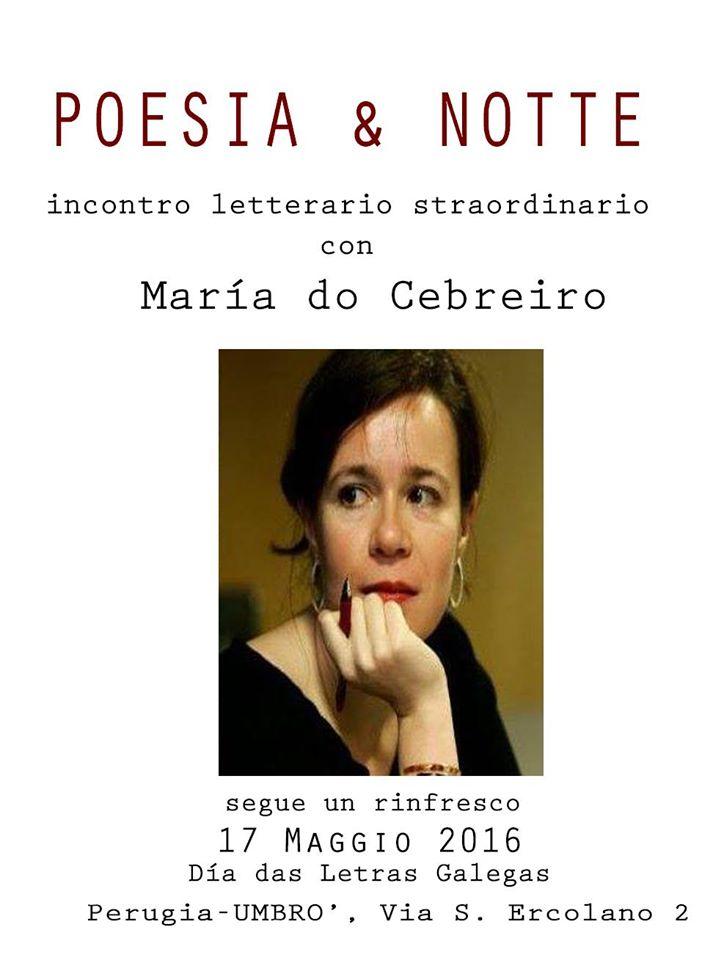 Maria do Cebreiro - Umbria Poesia