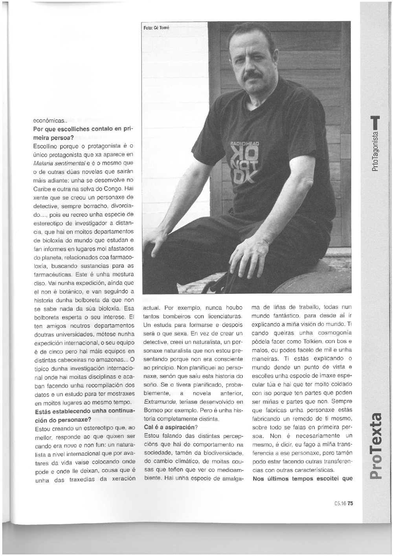 Xavier Queipo Tempos 2